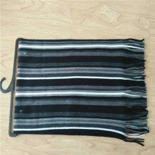 Latest fashion men stripe scarves