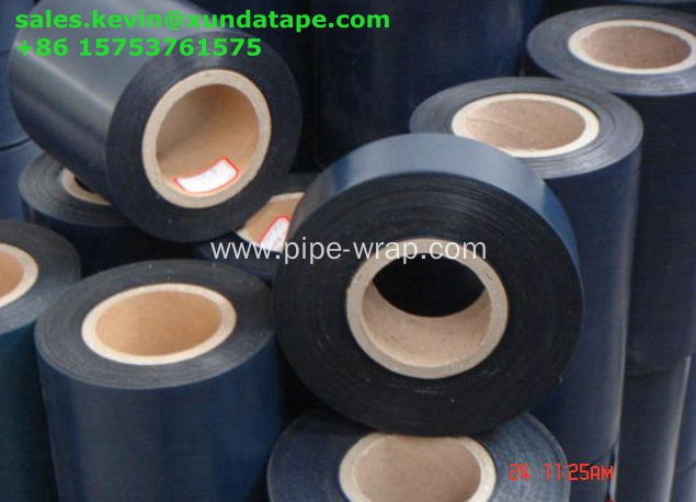 Metallic Pipeline Anti-corrosion  Joint Adhesive Butyl Rubber Wrap Tape