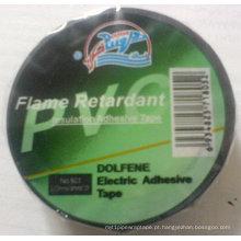 Fita de isolamento de PVC retardador de chama