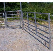 Panneaux de courroies à cheval en acier galvanisé à chaud chauds en gros