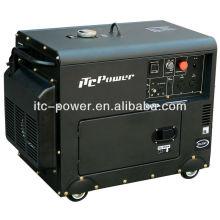 5 кВт портативный мини-генератор мощности Silent Diesel
