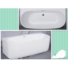Upc Full Aclove Waltmal Collection Melody 67 Inch Freestanding Bathtub