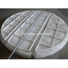 Materiales de metal no-SS Demister Pad