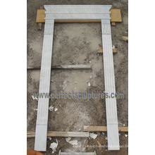 Stone Marble Granite Arch Doorway for Archway Door Surrounding (DR043)