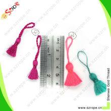 Hot sale mini cotton tassels
