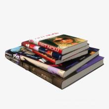 Kundenspezifischer gut gestalteter Magazindruck