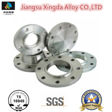 Nickel Alloy Uns N08825 Nickel Incoloy 825 Forgings