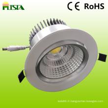 Downlight de 15W LED avec la certification de SAA