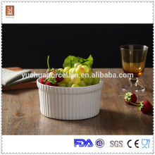"6.5"" China Wholesale Round Dinnerware Bowl New ceramic salad Bowl"
