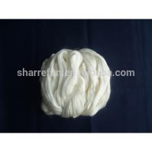 100% ruban de soie de tussah