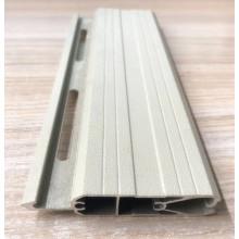 All aluminum shutter curtain