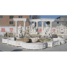 Garden Fountain with Stone Marble Granite Material (SY-F261)