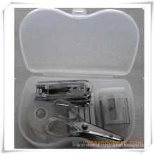Escritório Mini grampeador definido para brinde promocional (OI18051)