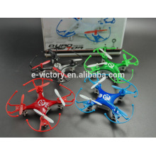 Kids hobby fun toys radio control quadcopter mini nano drone
