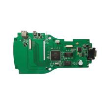 Schlafüberwachung digitales Fingerspitzen-Pulsoximeter PCB