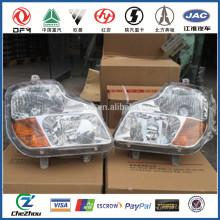 DONGFENG repuestos partes de camiones partes de automóviles izquierda / derecha montaje de la lámpara de combinación delantera
