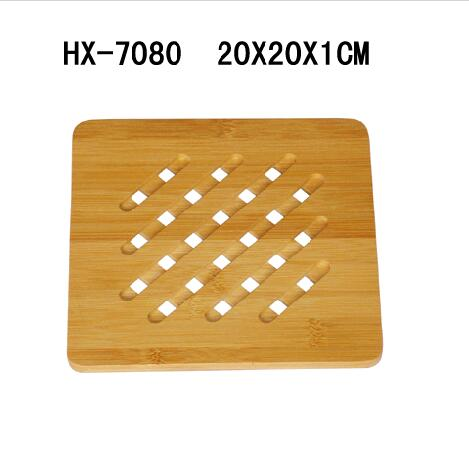 bamboo pot coaster