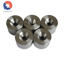 Pcd Hole Size 0.10-0.20 Mm Natural Diamond Whosale Factory Blank Insert Iron Carbide Tungsten Carbibe Material Wire Drawing Die