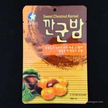 Moisture Barrier Aluminum Foil Packing Snack Food Bag