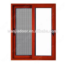 porta de tela de alumínio decorativa exterior