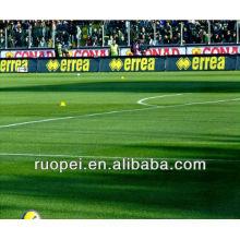 (GV) Preço de relva artificial de futebol Evergreen m2 em rolo
