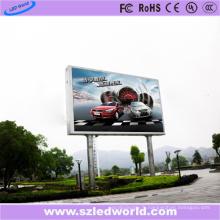 Annonce polychrome extérieure de panneau d'affichage d'affichage à LED de P6