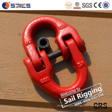 G80 a-337 Forged Chain Alloy Connecting Link