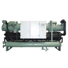 Air Cooled and Water Cooled Glycol Chiller