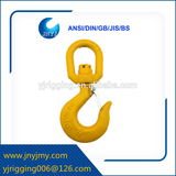 high quality swivel hosit hook with latches 322