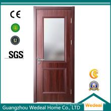 Customized Wooden Front/Interior Oak/MDF Composite Door