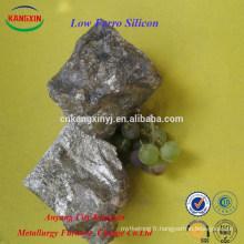 silicium ferro faible20 pour la fonderie