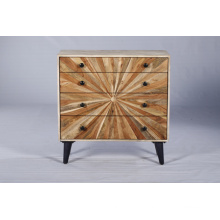 High Quality Bedroom Wooden Bedside Table