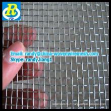 Usine en aluminium en maille tricotée