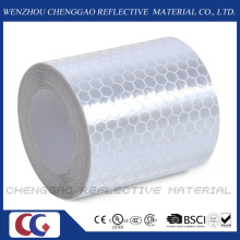 High Quality Honeycomb Type Silver Reflective Warning Tape (C3500-OXW)
