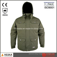 OEM Waterproof Mens Parka Jacket