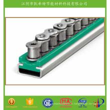 Guide de résistance à l'usure Rail Guide de chaîne linéaire PA