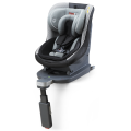 Baby car seats with grey red covers