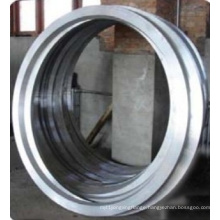 Concrete Mixer Truck Roller Ring Forgings