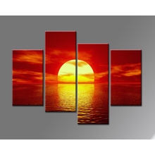2013 Hot Sale Beautiful Decoration Canvas Art Printing