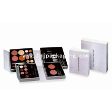Luxury Cardboard Cosmetic Packaging Eyelash Box
