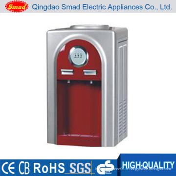 Mini distributeur d'eau chaude et froide de bureau portatif avec le réfrigérateur