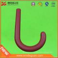 Hot Sale Wholesale Plastic Red Bag Hanger
