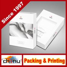 OEM personalizado pano calças caixa de papel de embalagem (1241)