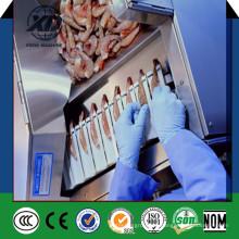 Máquina semiautomática de pelado de camarón, decorador de camarón, pelador de camarón