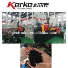 Extrudeuse à granulométrie 65/150 à double étape Machines PVC