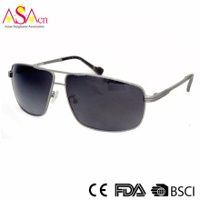 Fashion Metal Quality Designer Polarized Sunglasses with UV400 (16008)