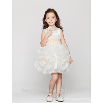Hochzeitskleid Mädchenentwurfs-Schaufelausschnitt sleeveless sexies Mädchen im heißen Nachtkleid ED785