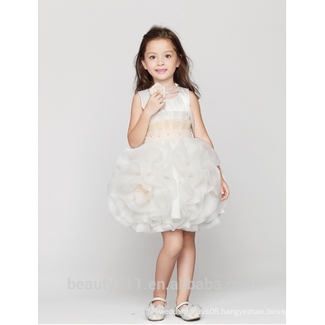 wedding dress girl design scoop neckline sleeveless sexies girls in hot night dress ED785