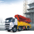 Truck Mounted Concrete Boom Pump For Sale