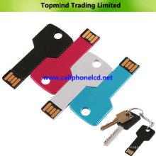 Key Shape USB Flash Drive 1GB 2GB 4GB 16GB 32GB 64GB